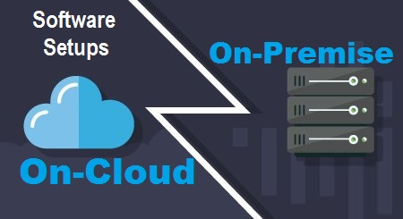 ON PREMISE ON CLOUD HRMS